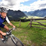 Mountainbiken in Lofer