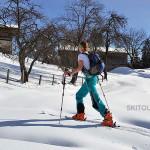 Skitouren im Pinzgau - Lofer und Umgebung